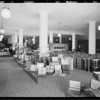 Store interior, May Co., Southern California, 1930