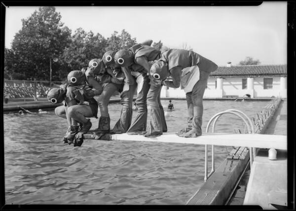 """Enchanted Pool"", Southern California, 1931"