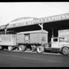 Coast Truck Line, 452 South Hewitt Street, Los Angeles, CA, 1930