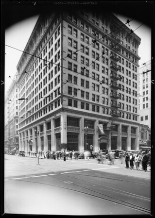 Branches of Citizens National Trust & Savings Bank, Southern California, 1931