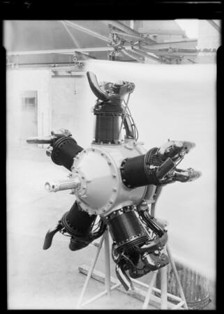 New motor views, Southern California, 1930