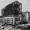 Government building under construction, City Hall