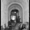 Close-up shots, Hotel Figueroa, Los Angeles, CA, 1926