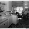 Home interior of 1948, dining room