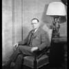 Insurance sales congress, Biltmore Hotel, Los Angeles, CA, 1930