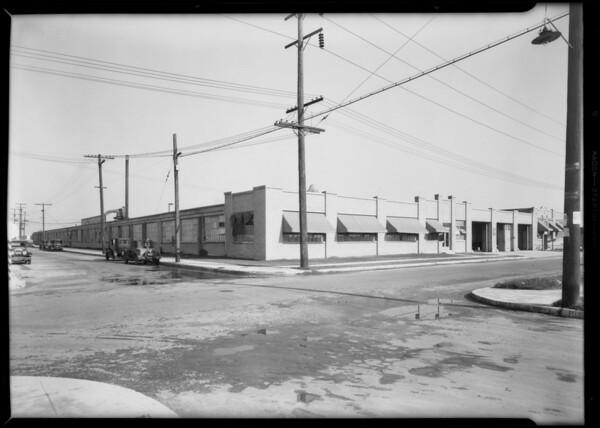 Central Furniture Manufacturing Co., 4405 Fruitland Avenue, Vernon, CA, 1931
