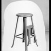 Stool and book holder, Southern California, 1930
