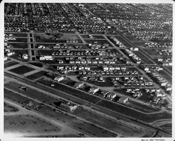 View Park, Leimert Boulevard, Vernon Avenu