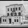 Boys Club building, 316 North Union Avenue, Los Angeles, CA, 1931