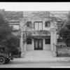 1419 Malvern Avenue, Los Angeles, CA, 1926