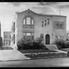 243 North Dillon Street, Los Angeles, CA, 1927