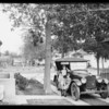 Louise, Beatrice, & Studebaker, Southern California, 1925