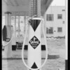 Gas station pump, Signal Oil Co., Southern California, 1932