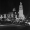 "A view of the Fox Carthay Circle Theatre as it housed the premiere of ""Wee Willie Winkie"""
