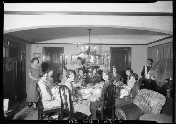 129 South Kenmore Avenue, Los Angeles, CA, 1926