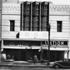 Silverwoods Department Store of Hollywood featuring Hart Schaffner & Marx Clothes located on West 7th Street beside Stetson Hats for Women