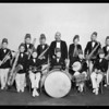 Boys band, Mr. Redel, Southern California, 1927