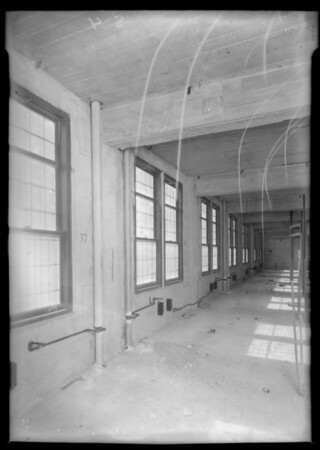 County Hospital, Howe Brothers, Los Angeles, CA, 1931