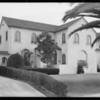 1850 Buckingham Road, Los Angeles, CA, 1931