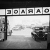 Entrance to Continental Auto Works, 1238 East 9th Street [East Olympic Boulevard], Los Angeles, CA, 1931