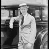 Mr. Seward of Pasadena, CA, 1933