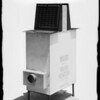 Floor furnace, dual heater, Southern California, 1933
