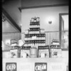 Beer display, Southern California, 1933