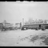 Trucks for composite, Los Angeles, CA, 1931