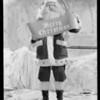 Santa Claus, Los Angeles, CA, 1931
