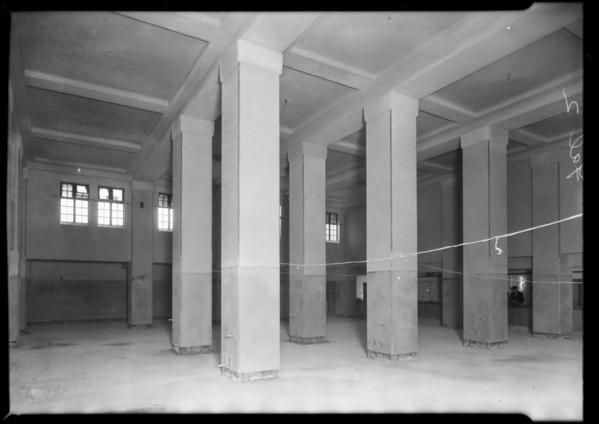 County Hospital, Fallgren Co., Los Angeles, CA, 1932