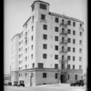 Building at South Serrano Avenue & San Marino Street, Los Angeles, CA, 1933