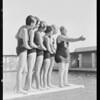 Swimming pool, Sawtelle, Los Angeles, CA, 1931