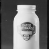 Bottle of mayonnaise, Southern California, 1935