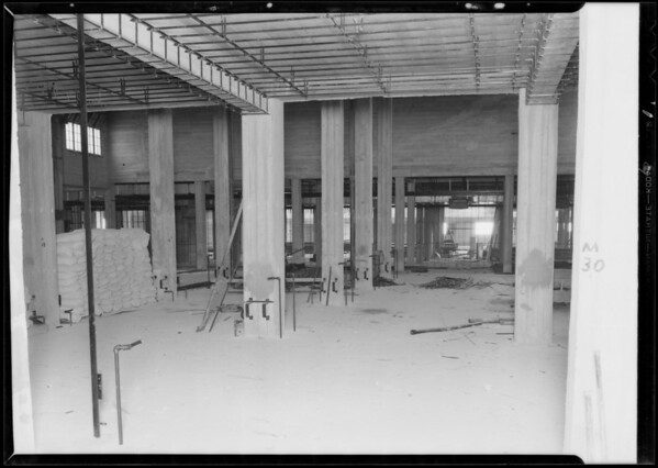 Steam fittings, County Hospital, Los Angeles, CA, 1931