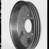 Brake drum, Southern California, 1932