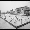 El Sereno swimming pool, Los Angeles, CA, 1931