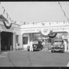 New station - West 3rd Street & Serrano Avenue, Los Angeles, CA, 1933