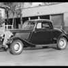 Ford coupe, Southern California, 1933