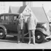 1934 Nash car, Southern California, 1934