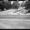 Retake hill at West 4th Street & Hoover Street, Los Angeles, CA, 1931