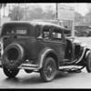 Buick Sedan #3C-308 at Milligan-Newell, Southern California, 1931