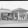 Station at 1001 C Street, San Diego, CA, 1935