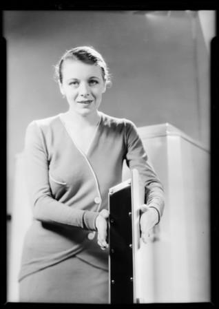 Rita La Roy, Southern California, 1931