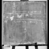 Blackboard, case-Maggan vs. Gray, Southern California, 1932