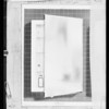 Mirror cabinet, Southern California, 1931