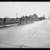 South Palm Avenue and West Hellman Avenue, Alhambra, CA, 1932
