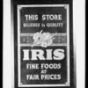 "Tomato - peach cans, ""plaque"" etc, Southern California, 1932"