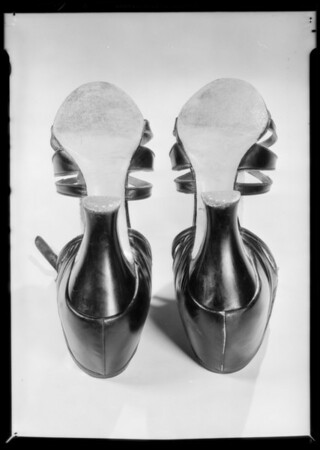 Shoes, Southern California, 1932