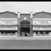 New store, 1221 South Hope Street, Los Angeles, CA, 1933