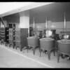 County Hospital installations, Los Angeles, CA, 1932